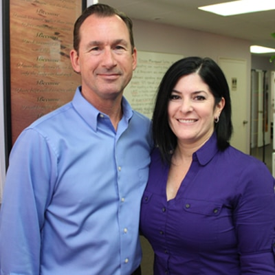 Chiropractor Fountain Valley CA Lysa Stark and Randy Stark